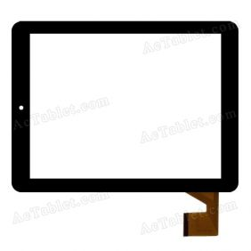 YDT1177-A1 Digitizer Glass Touch Screen Replacement for 8 Inch MID Tablet PC