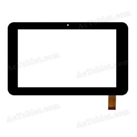 Digitizer Touch Screen Replacement for Kurio 7S C13000 C13014 C13015 7 Inch Tablet PC