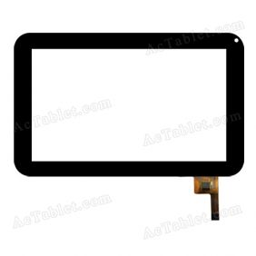 TOPSUN_C0093_A6 Digitizer Glass Touch Screen Replacement for 7 Inch MID Tablet PC