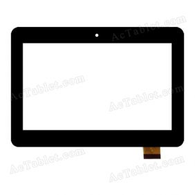TOPSUN_C0029_A7 Digitizer Glass Touch Screen Replacement for 8 Inch MID Tablet PC