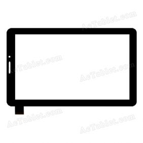 FPC-901A0-V01-KQ Digitizer Glass Touch Screen Replacement for 9 Inch MID Tablet PC