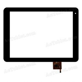 PB97A8592-R2 Digitizer Glass Touch Screen Replacement for 9.7 Inch MID Tablet PC