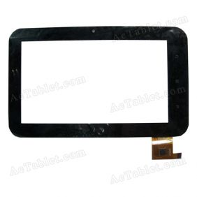 PB70DR8050 Digitizer Glass Touch Screen Replacement for 7 Inch MID Tablet PC