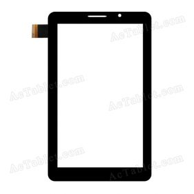BITE-FPC-GP10007 Digitizer Glass Touch Screen Replacement for 7 Inch MID Tablet PC