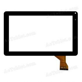 YDT 1161-A1 Digitizer Glass Touch Screen Replacement for 9 Inch MID Tablet PC