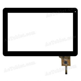 MF-511-101F Digitizer Glass Touch Screen Replacement for 10.1 Inch MID Tablet PC