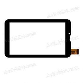 YDT1273-A0 Digitizer Glass Touch Screen Replacement for 7 Inch MID Tablet PC