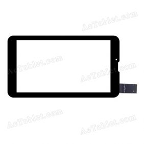 MF-583-070F-2 Digitizer Glass Touch Screen Replacement for 7 Inch MID Tablet PC