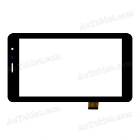 YDT1241-A1 Digitizer Glass Touch Screen Replacement for 7 Inch MID Tablet PC