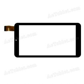 ZHC-179A Digitizer Glass Touch Screen Replacement for 7 Inch MID Tablet PC