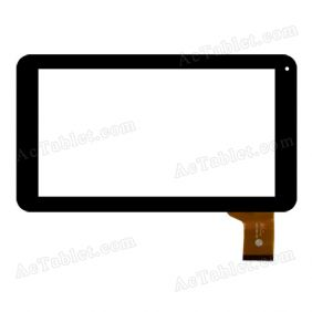 ZHC-K90-093A Digitizer Glass Touch Screen Replacement for 9 Inch MID Tablet PC
