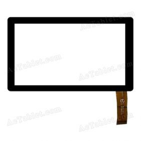HK70DR2006 Digitizer Glass Touch Screen Replacement for 7 Inch MID Tablet PC