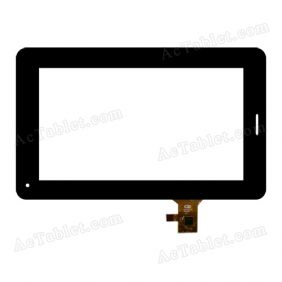 FM704201TE Digitizer Glass Touch Screen Replacement for 7 Inch MID Tablet PC
