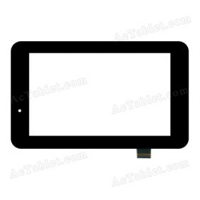 WGJ7224-V4 Digitizer Glass Touch Screen Replacement for 7 Inch MID Tablet PC