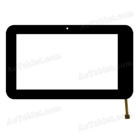 TPT-070-037-A Digitizer Glass Touch Screen Replacement for 7 Inch MID Tablet PC