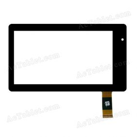 PB70TQ8011-VER0 Digitizer Glass Touch Screen Replacement for 7 Inch MID Tablet PC