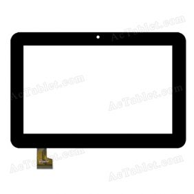 YDT1220-A1 Digitizer Glass Touch Screen Replacement for 7 Inch MID Tablet PC