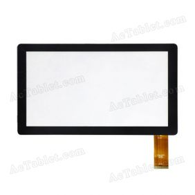 QCY FHX Digitizer Glass Touch Screen Replacement for 7 Inch MID Tablet PC