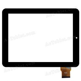 Replacement Touch Screen for Onda V973 Quad Core A31 Tablet PC 9.7 Inch