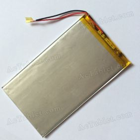 Replacement 4800mah Battery for Onda V813 Android Tablet PC 3.7V DC 5V