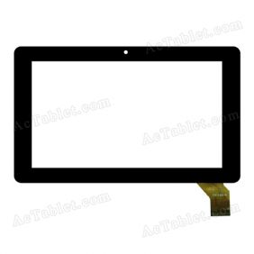 DR1168-A Digitizer Glass Touch Screen Replacement for 7 Inch MID Tablet PC