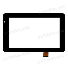 ACE-CG7.0A-182 Digitizer Glass Touch Screen Replacement for 7 Inch MID Tablet PC