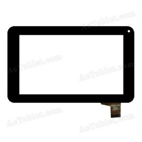 Digitizer Touch Screen Replacement for AOC D70J10 Dual Core 7 Inch Tablet PC