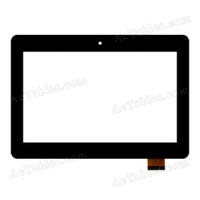 DR-F-07082-V1 Digitizer Glass Touch Screen Replacement for 7 Inch MID Tablet PC