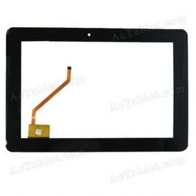 SG-5238A-CON-V5 Digitizer Glass Touch Screen Replacement for 10.1 Inch MID Tablet PC