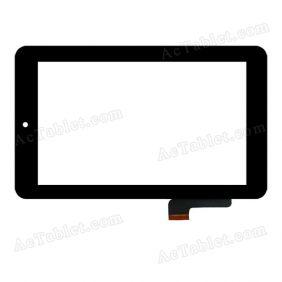 SG5297A-FPC-V1 Digitizer Glass Touch Screen Replacement for 7 Inch MID Tablet PC