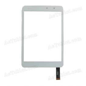 ACE-CG7.8B-254 Digitizer Glass Touch Screen Replacement for 7.9 Inch MID Tablet PC