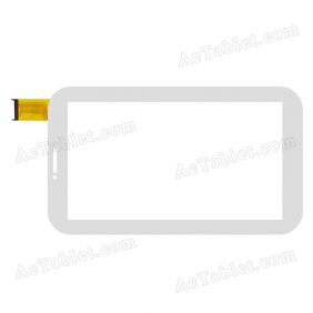 XC-PG0700-061-A0-FPC Digitizer Glass Touch Screen Replacement for 7 Inch MID Tablet PC