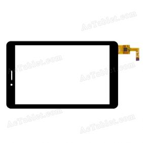 XC-GG0700-017 Digitizer Glass Touch Screen Replacement for 7 Inch MID Tablet PC