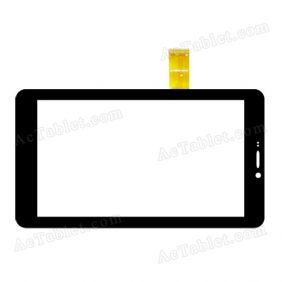 XC-GG0700-06 Digitizer Glass Touch Screen Replacement for 7 Inch MID Tablet PC