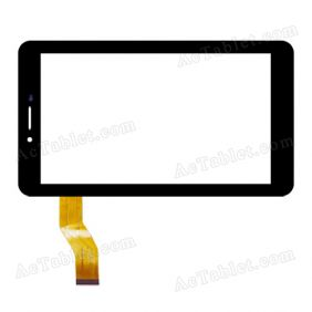 04-0700-0866-V1 Digitizer Glass Touch Screen Replacement for 7 Inch MID Tablet PC