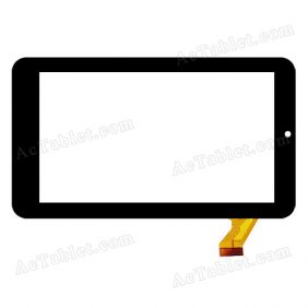 MGLCTP-194 Digitizer Glass Touch Screen Replacement for 7 Inch MID Tablet PC