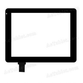 SG5394A-FPC-V0 Digitizer Glass Touch Screen Replacement for 8 Inch MID Tablet PC