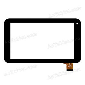 MGLCTP-196 Y Digitizer Glass Touch Screen Replacement for 7 Inch MID Tablet PC