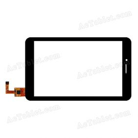 XC-GG0700-017 360 Digitizer Glass Touch Screen Replacement for 7 Inch MID Tablet PC