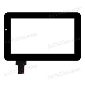 SG5372A-FPC-V0 Digitizer Glass Touch Screen Replacement for 7 Inch MID Tablet PC