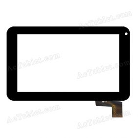 SGRA0038-V0 Digitizer Glass Touch Screen Replacement for 7 Inch MID Tablet PC