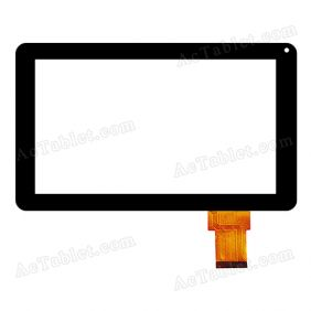 XC-PG0900-014FPC Digitizer Glass Touch Screen Replacement for 9 Inch MID Tablet PC