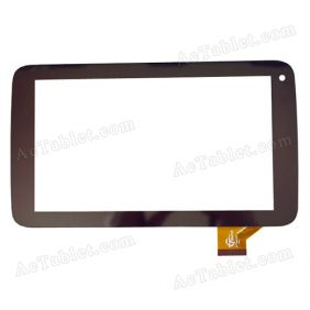 GT70M702 Digitizer Glass Touch Screen Replacement for 7 Inch MID Tablet PC