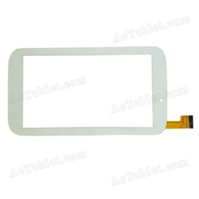 GF7036A1-FPC Digitizer Glass Touch Screen Replacement for 7 Inch MID Tablet PC