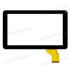 E-9009-01 Digitizer Glass Touch Screen Replacement for 9 Inch MID Tablet PC