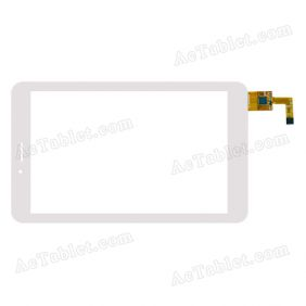 XC-GG0700-032 Digitizer Glass Touch Screen Replacement for 7 Inch MID Tablet PC