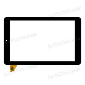SG5646-FPC_V2-1 Digitizer Glass Touch Screen Replacement for 10.1 Inch MID Tablet PC
