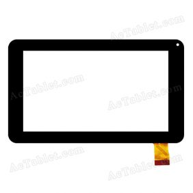 XC-PG0700-01 Digitizer Glass Touch Screen Replacement for 7 Inch MID Tablet PC