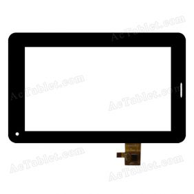 OLM-070A0023-PG Digitizer Glass Touch Screen Replacement for 7 Inch MID Tablet PC