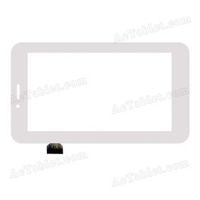 TPC0965 VER3.0 Digitizer Glass Touch Screen Replacement for 6.5 Inch MID Tablet PC